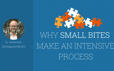 Why Small Bites Make An Intensive Process