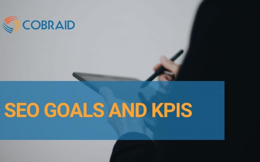 SEO goals and kpis