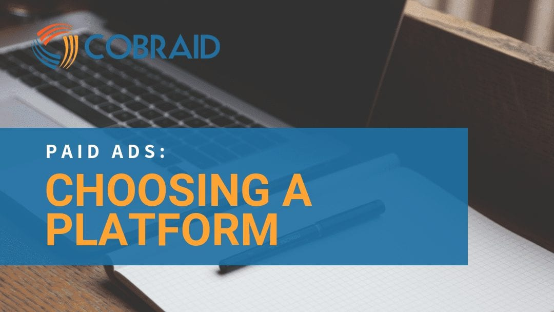 Paid ads: steps to choosing the best online ad platforms