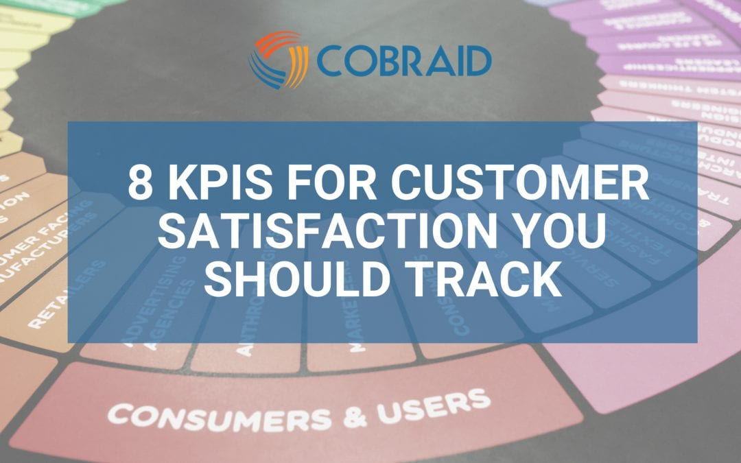 8 customer satisfaction KPIs you should track
